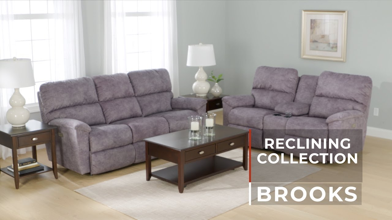 Product Spotlight Brooks Reclining Collection Wg R Furniture