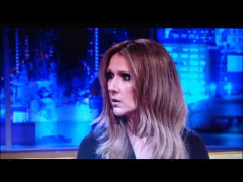 Celine Dion sings Agadoo on Jonathon Ross show