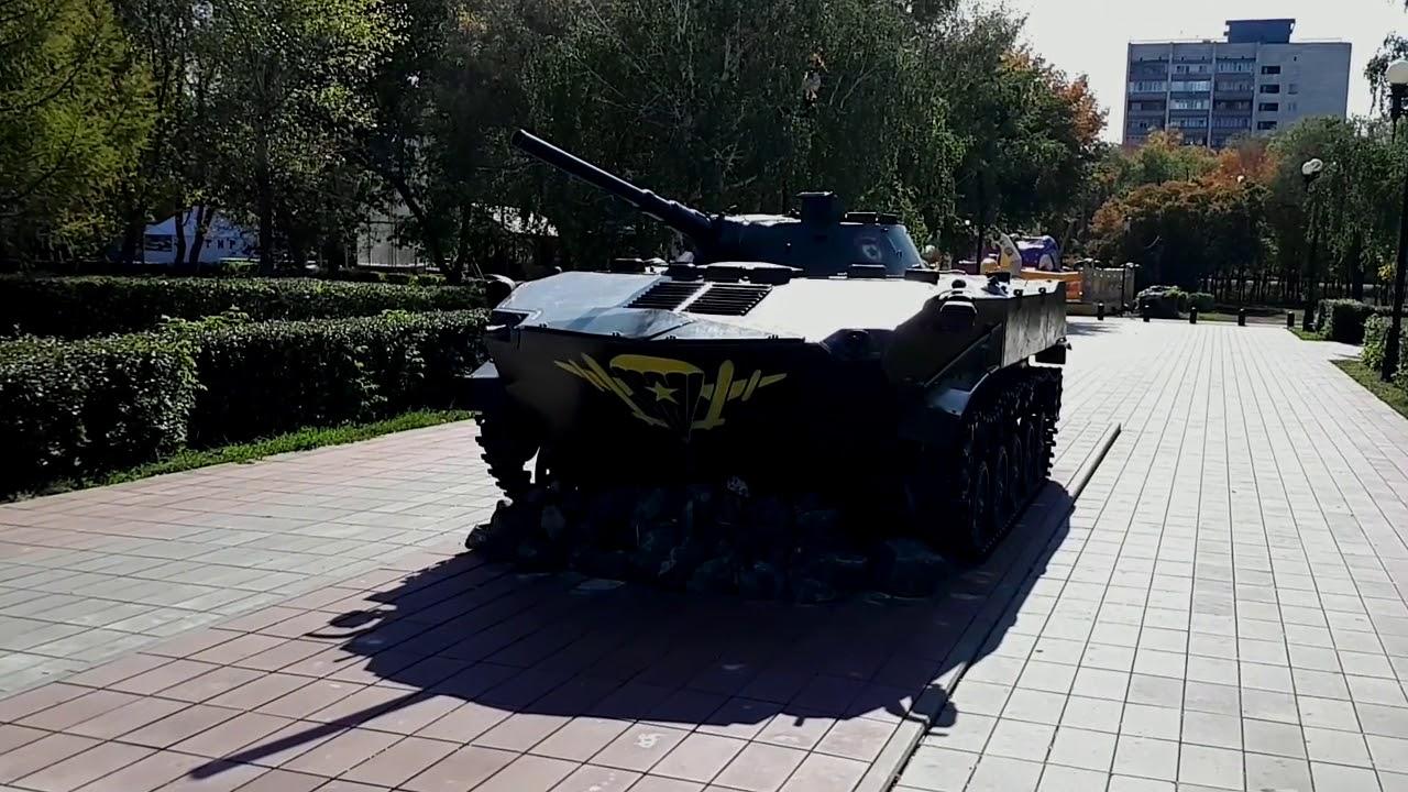 Мемориал воинам - интернационалистам  (видеоряд Виктора Поживина)