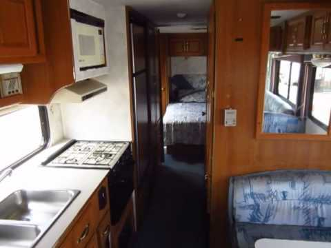 1996 coachmen catalina 322lxqb class a motorhome youtube. Black Bedroom Furniture Sets. Home Design Ideas