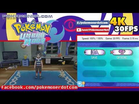 Pokemon Umbra Moon - Pokemoner com