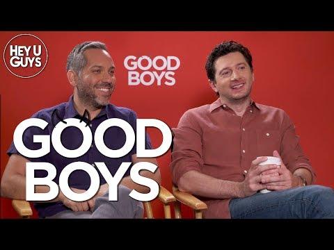 Good Boys - Director Gene Stupnitsky & Writer Lee Eisenberg On The Hilarious New Comedy