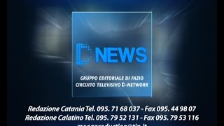 DNews 03 Marzo 2015 (ore 13.45) News D1 Television Tv