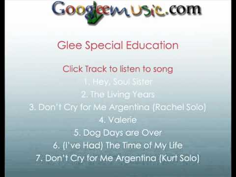 Glee The Living Years Cast Version with Lyrics from Special Education episode 2x09