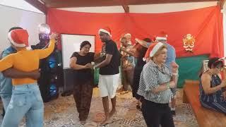 Vida de DJ 08 12 2018  Festa no tema Natalino