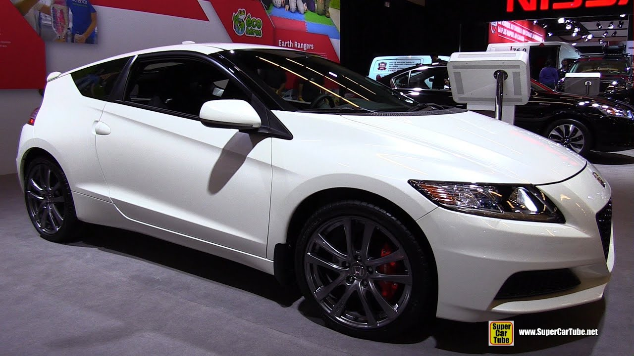 Superb 2015 Honda CR Z   Exterior And Interior Walkaround   2015 Montreal Auto  Show   YouTube Gallery