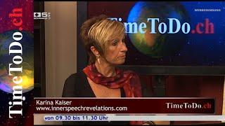 Inner Speech Revelations® - Verborgene Botschaften in unserer Sprache - enthüllt!  , TTD 14.04.2015