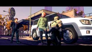 Saints Row 3 All Cutscenes 1080p Part 3