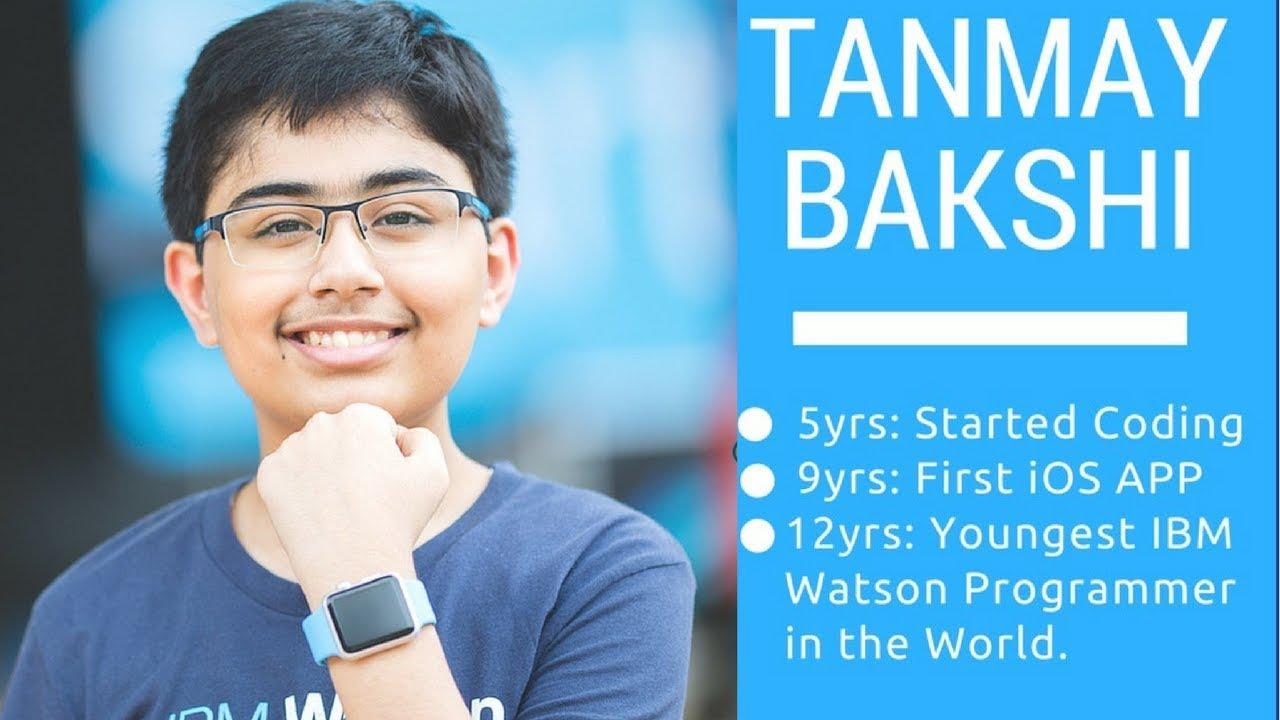 Image result for tanmay bakshi