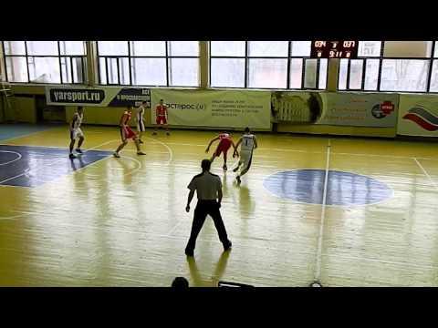 2015/04/05 10:00 ТЕМП-СУМЗ vs Спартак-Приморье