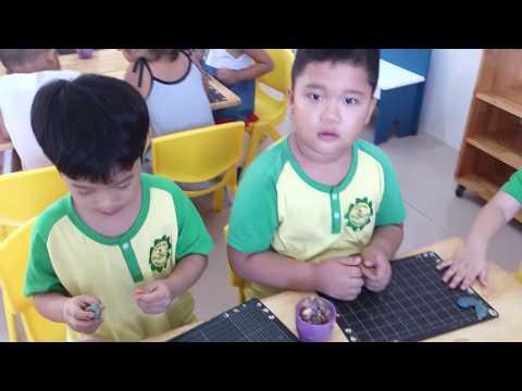 Mầm non Hoa Hồng Nhỏ quận Bình Tân - Một ngày cùng bé tại trường - (1080p)