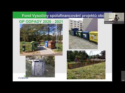Video Obecní systém odpadového hospodářství obcí