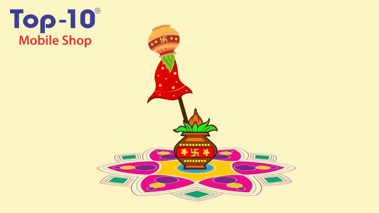 Top - 10 Mobile Shop's GudiPadwa Offer