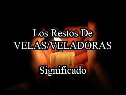 Significado de los resto de las velas veladoras stigmaterror youtube - Velas de la suerte ...