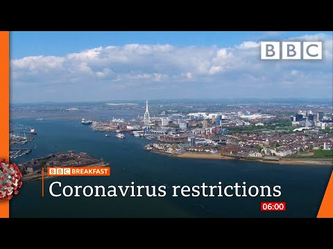 Covid: Millions Braced For Toughest Tier 3 Rules 🔴 @BBC News Live - BBC