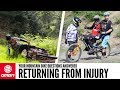 Ask GMBN: How Do I Come Back From A Mountain Biking Injury?
