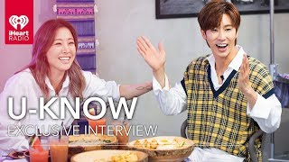 U-KNOW From TVXQ Reveals The Meaning Behind His Instagram Handle + More! | Exclusive Interview