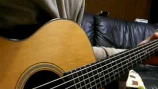 素晴らしい名曲をギターでカバーしました。