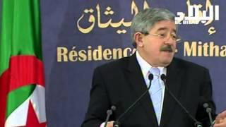 """هل تم فعلا وضع مادة في الدستور لمنع """"حسين آيت أحمد"""" من رئاسة الجزائر؟ أويحيى يرد"""