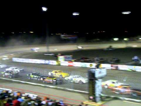 Red River Valley Speedway 2011 Street Stock Feature 5/28 Part 1