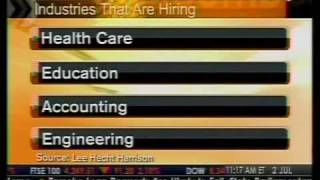 Inside Look - Where the Jobs Are - Bloomberg