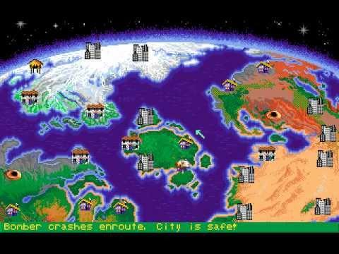Amiga Longplay NuclearWar