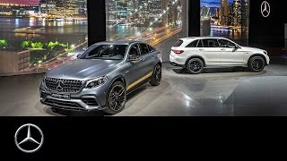 +++ LIVE +++ Mercedes Benz Media Night at #NYIAS 2017