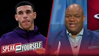 Whitlock 'eats his words' about Lonzo, blames Westbrook for winless start | NBA | SPEAK FOR YOURSELF