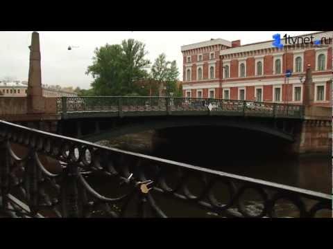 Мост поцелуев в Санкт-Петербурге - фото, история