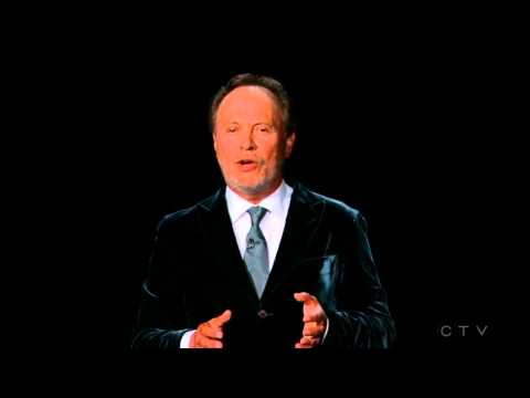 Robin Williams tribute led by Billy Crystal at the 2014 Emmy Awards
