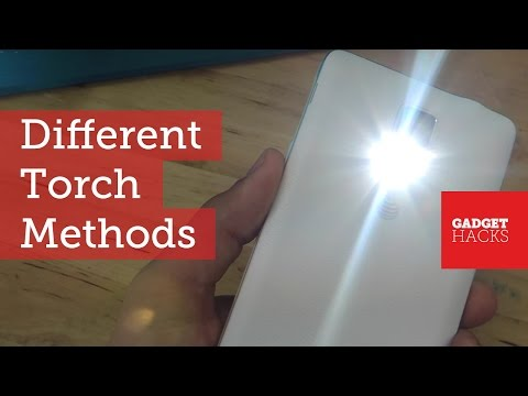 Quick Ways To Toggle Your Android Flashlight [How-To]