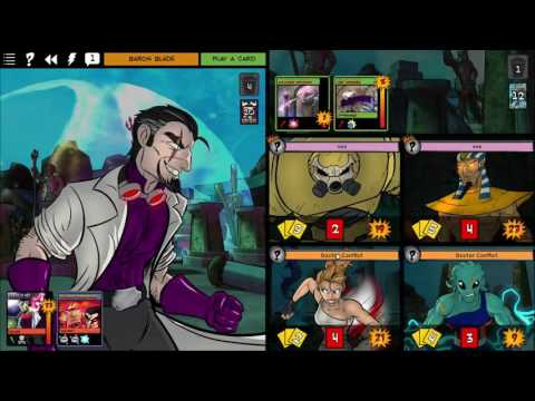 Sentinels of the Multiverse Stream 2