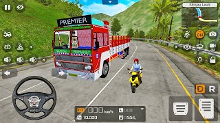 National Permit Premier Transport Lorry Driving-Bus Simulator Indonesia-Android 게임 플레이