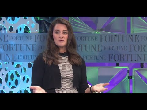 Melinda Gates on the Gates Foundation | Full Interview Fortune MPW