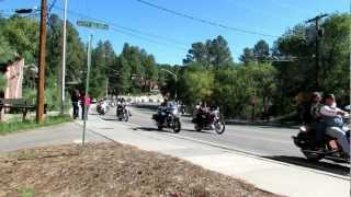 2012 GOLDEN ASPEN BIKE RALLY IN RUIDOSO, NEW MEXICO