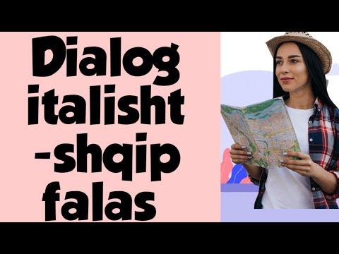 Gjuha Italiane nr 73 Dialog ne italisht.