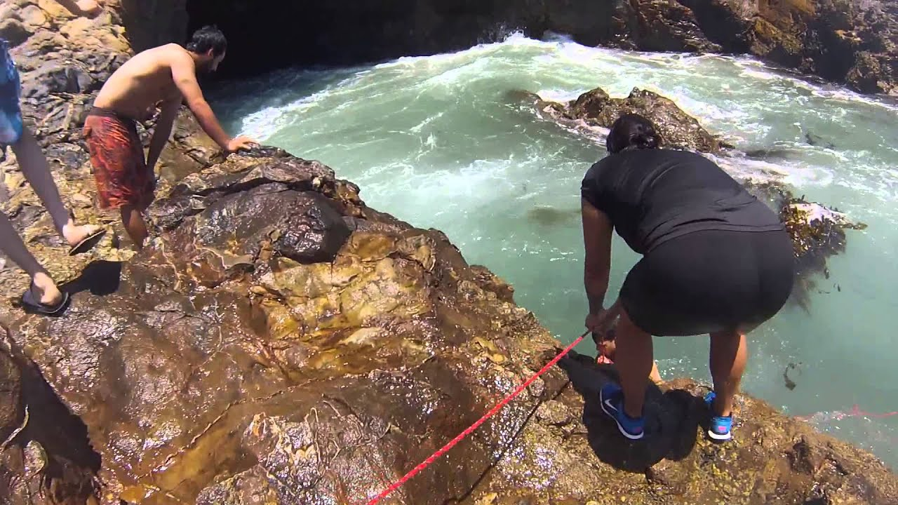Cliff Jump Gone Wrong YouTube - 8 most dangerous cliff jumps in the world