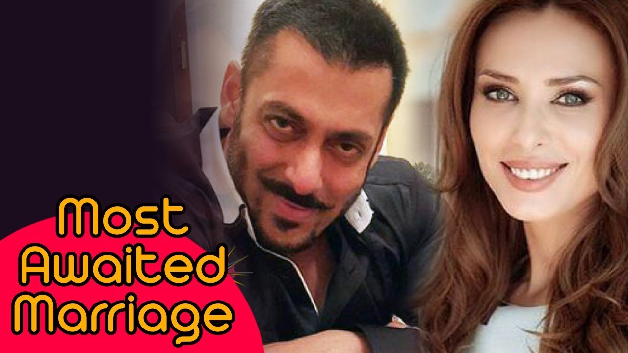 Salman Khan And Lulia Vantur - Most Awaited Bollywood Marriages - Valentine's Special 2018