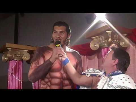 Giant Gonzalez WWE Entrance Video