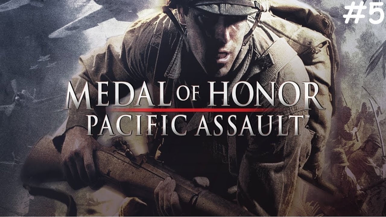 Download Medalha de Honra: Pacific Assault - BATALHA DE MAKIN! #5