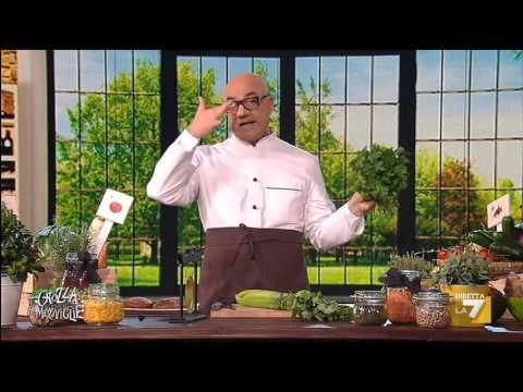 Chef Germidi Soia, la ricetta di questa sera: gli pseudo tortellini in brodo.