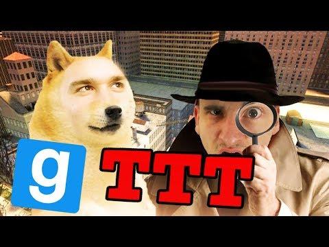 DETEKTYW JANUSZ I PIES! | Garry's mod [#834] - TTT [#173] (W: Mandzio, Alien, Plaga, Dobro, Diabeuu) thumbnail