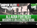 Sniper Elite 4 Mission 8 Collectibles Guide (Letters, Eagles, Documents, Reports, Rosters)
