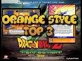 THE META HAS CHANGED! Top 3 Orange Style Cards - Perfection Breakdown Panini DBZ TCG