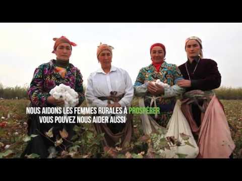 Les femmes rurales: des agents du changement  - 21:22-2017 / 10 / 12