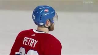 Jeff Petry Goal vs NYR 02-22-2018