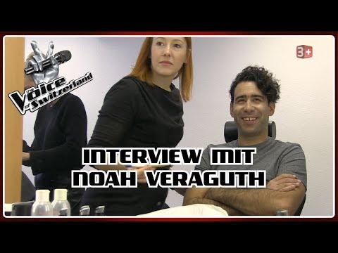 The Voice of Switzerland 2020: Masken-Talk mit Noah Veraguth