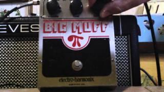 Electro Harmonix Big Muff 3 1977