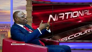 NATIONAL DISCOURSE 11th June 2018