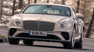2019 Bentley Continental GT - Interior Exterior and Drive